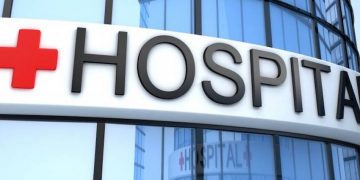 Could a hospital be more hazardous than a construction site?